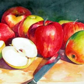Apples again