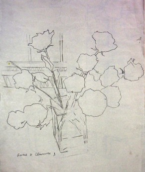 Contour Study Roses 2