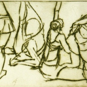 Dancer | DryPoint