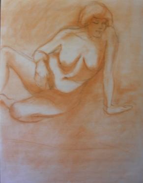 SEATED FIGURE 15