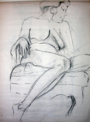 SEATED FIGURE 16