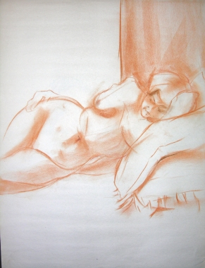 SLEEPING FIGURE 5