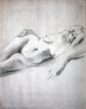 SLEEPING FIGURE 6