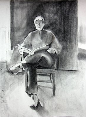 SEATED FIGURE 11