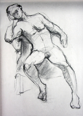 SEATED MALE FIGURE 5