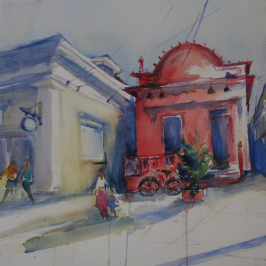 Little Red Shop