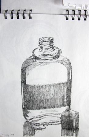 Perfume empties