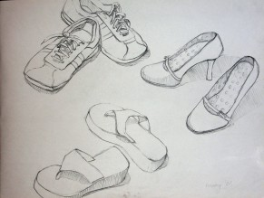 Study - Shoes
