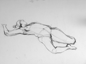 SLEEPING FIGURE 3