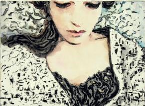Self Portrait |Hand Colored