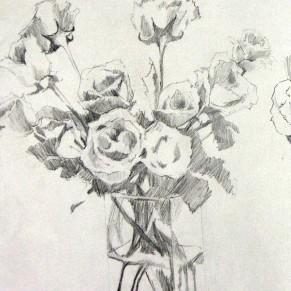 Study - Roses 2