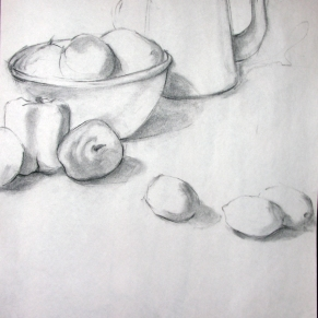 Stillife Study 1
