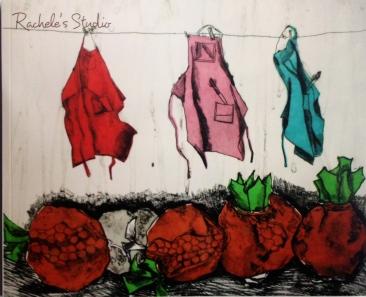 Rachele's Studio cover