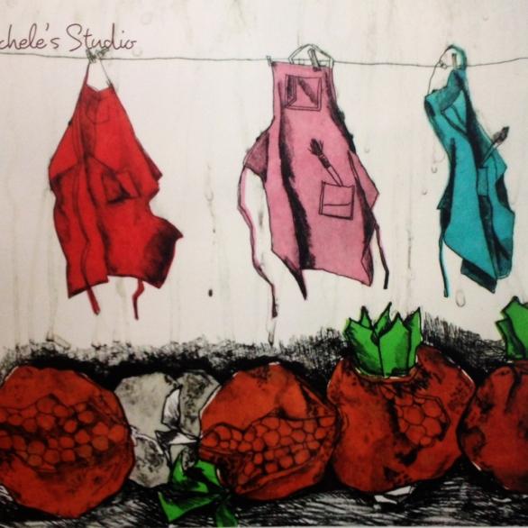 Rachele's Studio | Front Cover